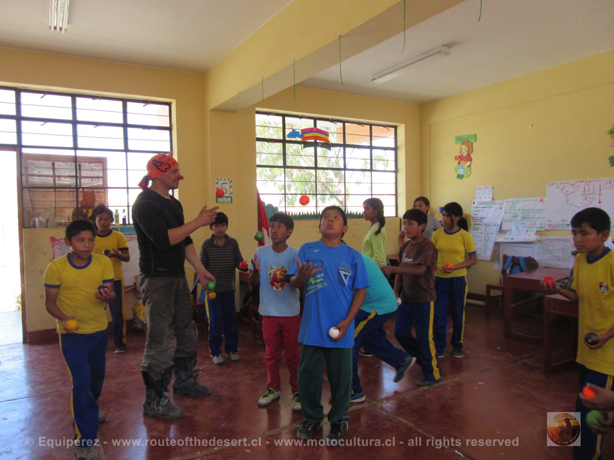 Escuelas 2015
