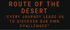Route of the desert